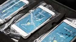 Production de téléphones mobiles: un cahier des charges en cours de