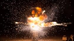 Israël bombarde en Syrie, l'armée syrienne