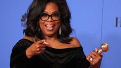 Oprah présidente? Beaucoup s'emballent, certains