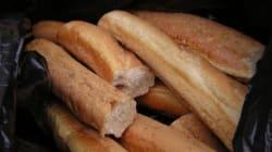 Alger: environ 140 tonnes de pain collectées dans les poubelles en