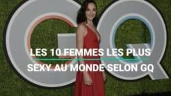 Les 10 femmes les plus sexy au monde selon