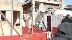 Le toit d'une maison s'effondre à Casablanca, un
