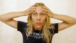 Le yoga facial pour rajeunir, c'est maintenant