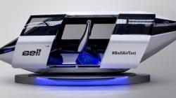 Voilà à quoi pourrait ressembler le taxi volant