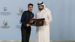 Les frères Beka lauréats du prix de la