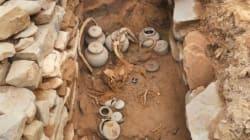 1500년 전 가야시대 무사들의 유물이