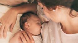 En allaitant pendant six mois, les mères peuvent réduire de moitié le risque de
