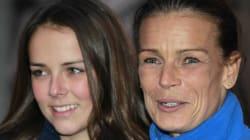 La fille de Stéphanie de Monaco s'entraîne pour le prochain Rallye Aïcha des