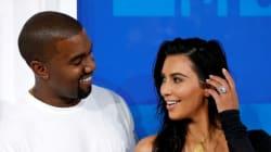 Kim Kardashian et Kanye West ont choisi le prénom de leur troisième