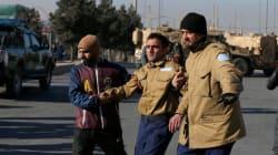 Attaque à Kaboul: le bilan est passé à 22 morts, certains corps sont