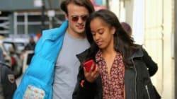 Malia Obama et son petit-ami Rory Farquharson en virée romantique à New