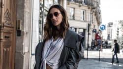 IT-girls de la Fashion Week: rencontre avec Kenza Sadoun El