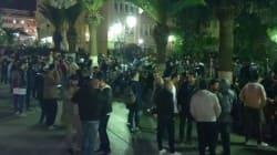 Mobilisation nocturne des résidents à l'hôpital Mustapha