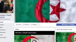 La page Facebook de Chakib Khelil