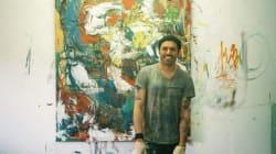 À la rencontre de Taher Jaoui, artiste de l'intuition