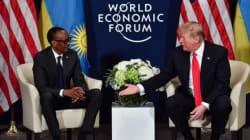 Trump adresse de Davos
