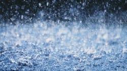 BMS: averses de pluie et de grêles dans 10 wilayas du