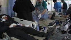 Massacre à l'ambulance piégée à Kaboul: au moins 95 morts et 158