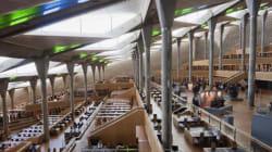 L'Algérie fait don de 1000 livres à la bibliothèque