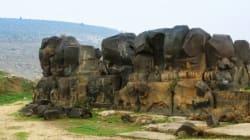 Syrie: un temple de 3000 ans endommagé par les raids aériens