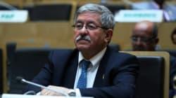 Ouyahia met en exergue les efforts de l'Algérie dans le domaine la lutte contre la