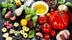 Manger méditerranéen: un coup de pouce pour les fécondations in