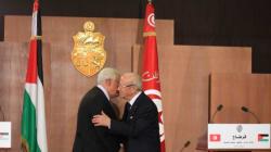 Mahmoud Abbas se tourne vers la Tunisie afin de convaincre les pays européens de soutenir la cause