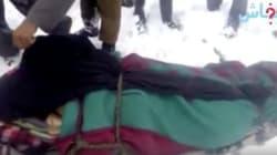 La province d'Azilal réfute les informations sur la mort d'une femme suite aux mauvaises conditions