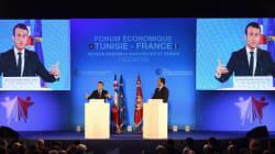 Macron en clôture du Forum économique Tunisie-France: