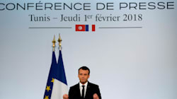 Emmanuel Macron se dit admiratif des femmes tunisiennes