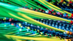 Installation de plus de 400.000 nouvelles lignes en fibre optique en