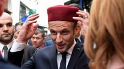 Eya a disparu et ... Macron est