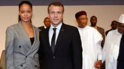À Dakar, Youssou N'dour chante l'Afrique, Emmanuel Macron et Rihanna se retrouvent pour