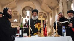Syrie: première messe depuis 6 ans à l'église de Deir