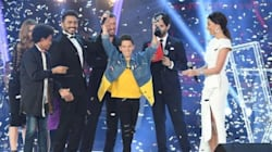 The Voice Kids: le Marocain Hamza Labyad remporte la