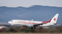 Air Algérie: un vol Alger-Beirut fait demi-tour suite à un incendie dans un de ses
