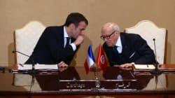 Quelques réflexions sur la visite d'Emmanuel Macron en
