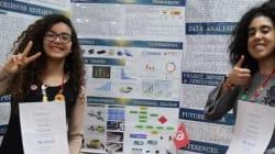 Deux lycéennes hissent la Tunisie sur le podium d'une compétition internationale à Taïwan