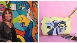 Calips'Oh Bags, la marque marocaine qui conjugue l'art et la