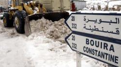 Intempéries: des communes de Tizi Ouzou et de Bouira coupées à la