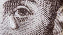 Au Vénézuela les billets de banque utilisés pour la confection de sacs