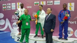 Championnat d'Afrique de lutte: 10 médailles pour l'Algérie lors de la première