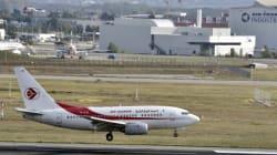 Un avion d'Air Algérie rentre de Toulouse avec...une roue en