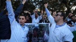 Les médecins grévistes organisent une manifestation le 12 février à
