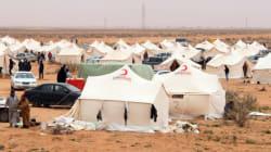 Déçus, les déplacés libyens de Taouarga s'impatientent dans le