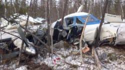 Un avion de ligne russe s'écrase près de Moscou avec 71 personnes à