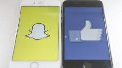 Etats-unis: les moins de 25 ans vont bouder encore davantage Facebook en 2018, selon une