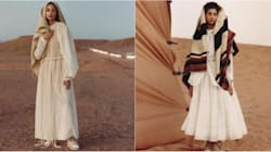 Nora Attal et Imaan Hammam réunies dans le désert marocain pour