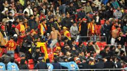 Violences en marge du match entre l'Espérance et l'Étoile, 38 policiers blessés, l'arbitre suspendu jusqu'à la fin de la
