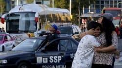 Un puissant séisme secoue le Mexique, l'hélicoptère d'un ministre